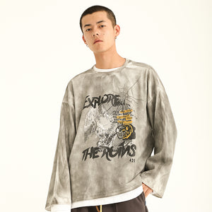 Fictitious 426 Ruins Exploration Crewneck
