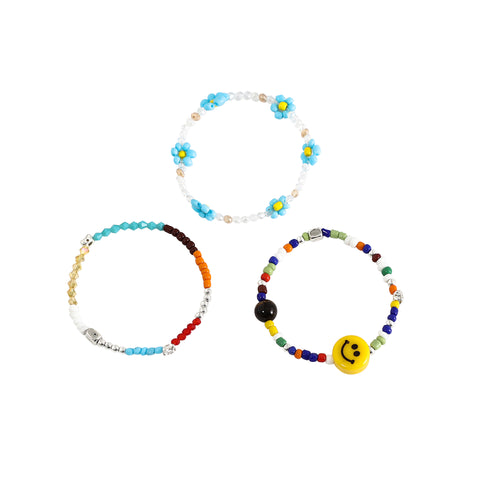 Fictitious 426 Hand Made Summer Bracelets - OH 2X