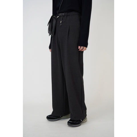 OH Adjustable Waist Bootcut Trousers - OH 2X Asia's Trending Streetwear OH2X