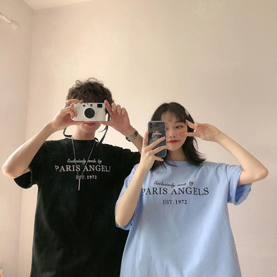 OH Paris Angels Tee