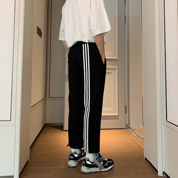 OH Essential Back Striped Track Pants