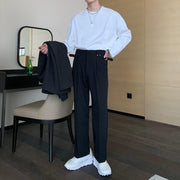 OH Essential Waist Clip Trousers - OH 2X Asia's Trending Streetwear OH2X