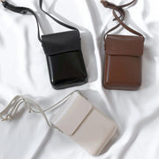 OH Essential Mini Faux Leather Bag