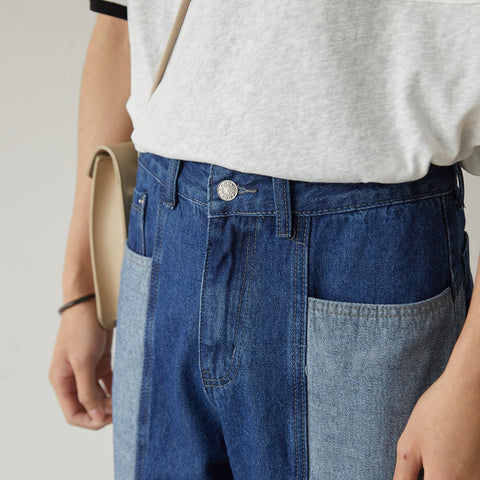 OH Two Tone Jeans - OH 2X Asia's Trending Streetwear OH2X
