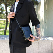 OH Essential Mini Faux Leather Bag - OH 2X Asia's Trending Streetwear OH2X