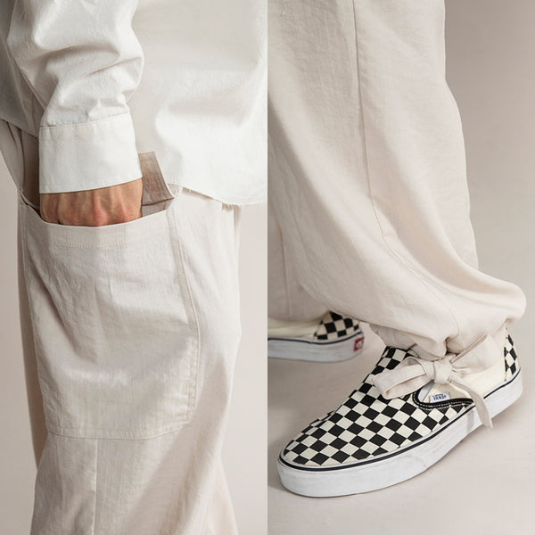 Crying Center Cargo Knot Pants - OH2x