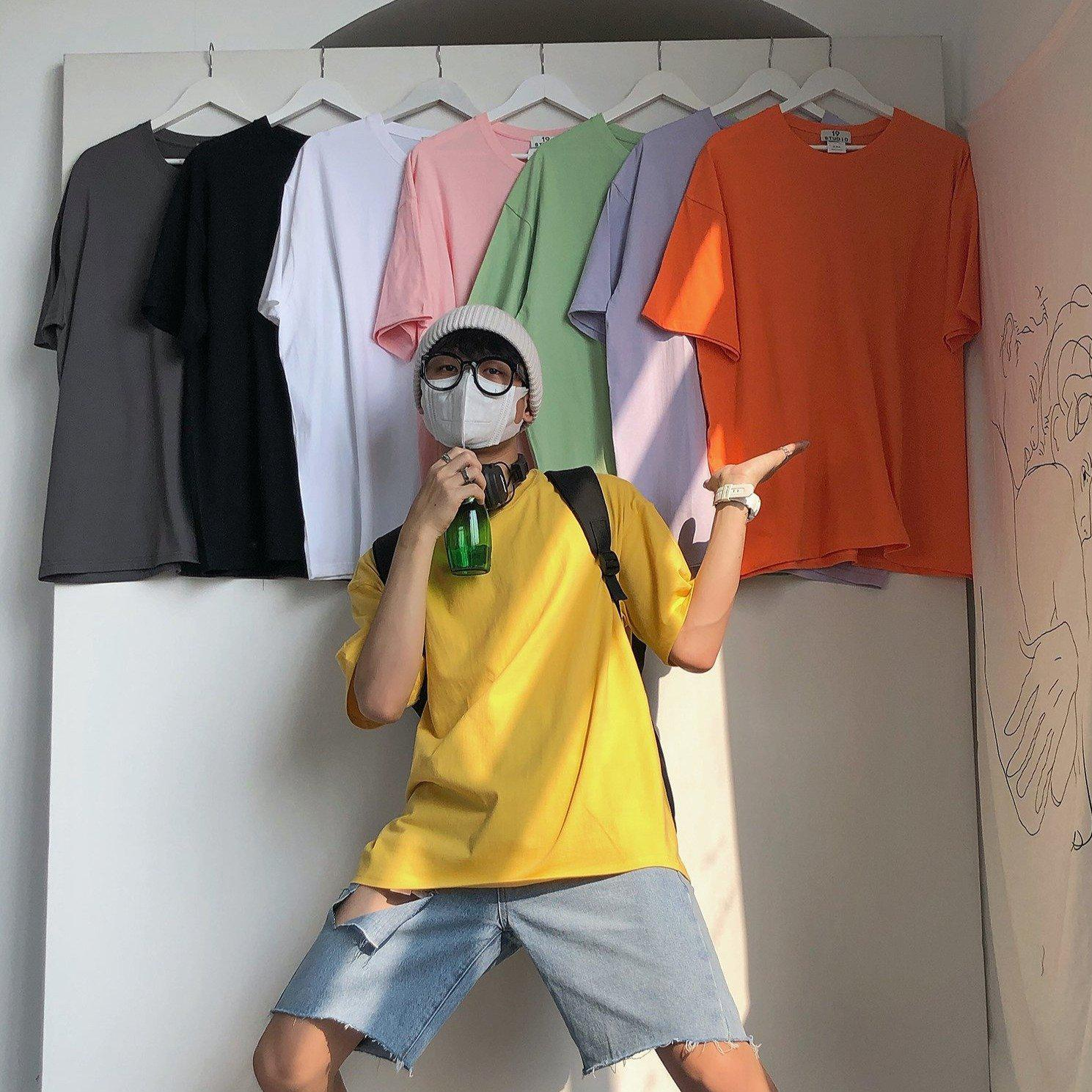 OH Essential Color Tees