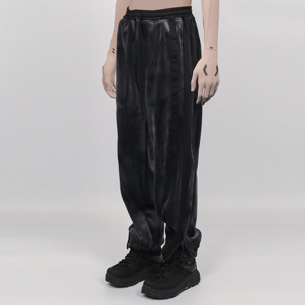 ":Perdu"" Velour Track Pants - OH 2x"