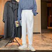 OH Essential Slim Trousers - OH 2X Asia's Trending Streetwear OH2X
