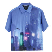 ":Perdu"" City Lights Shirt"