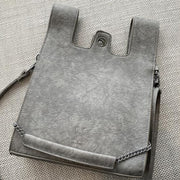 OH Faux Leather Castle Bag