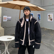 OH Inverse Sherpa Jacket - OH 2X Asia's Trending Streetwear OH2X