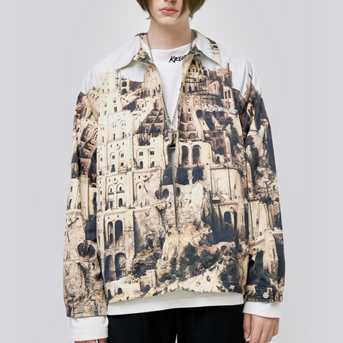 Kreate Ancient Ruin Coach Jacket - OH 2X