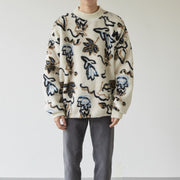 OH Painted Leaves Sweater - OH 2X Asia's Trending Streetwear OH2X