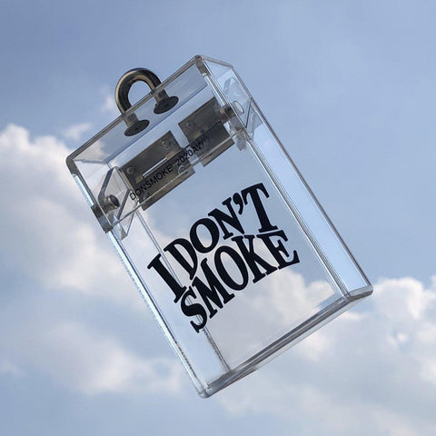 Donsmoke Cigarette Box - OH 2X Asia's Trending Streetwear OH2X