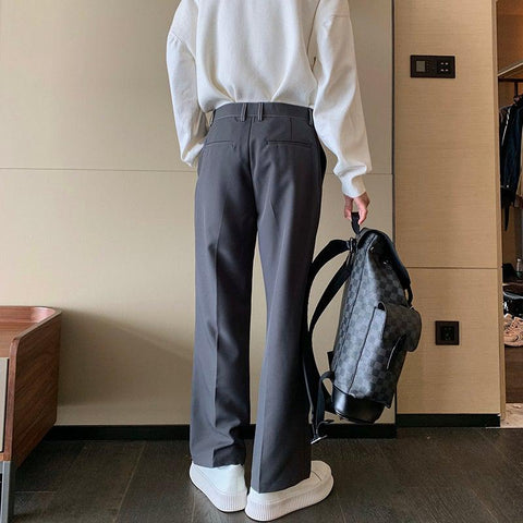 OH Essential Loose Dress Pants - OH 2X Asia's Trending Streetwear OH2X
