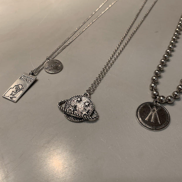 OH Essential Necklaces - OH 2x
