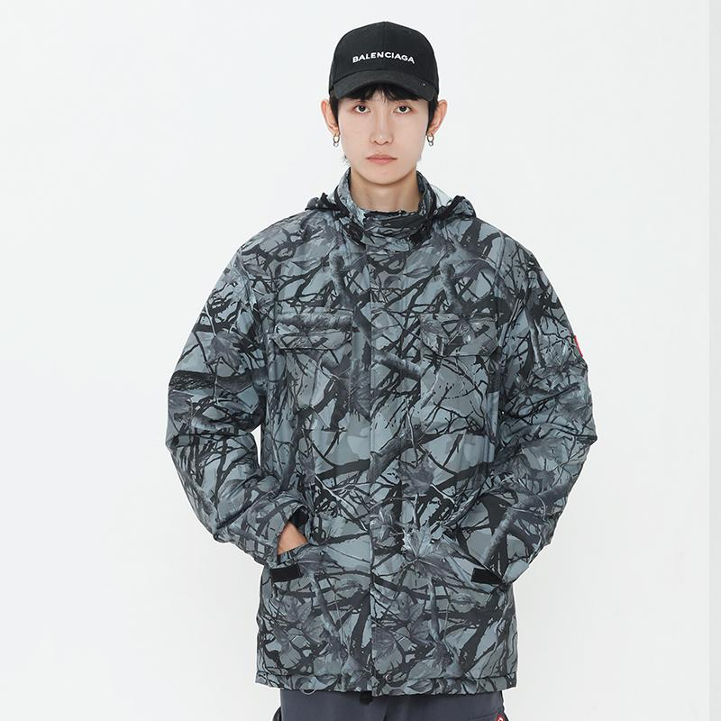Fictitious 426 Cursed Forrest Windbreaker