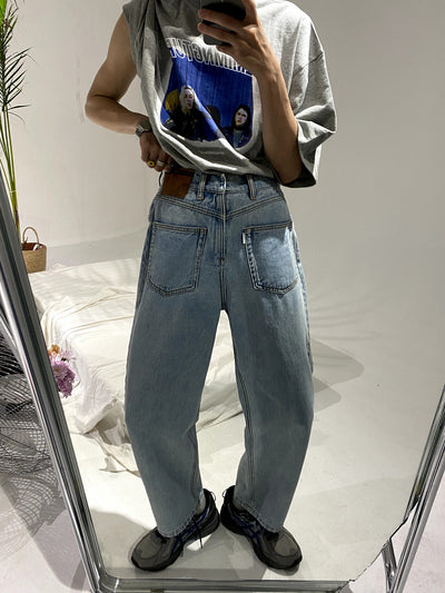 M. Prince Inverse Jeans - OH 2x