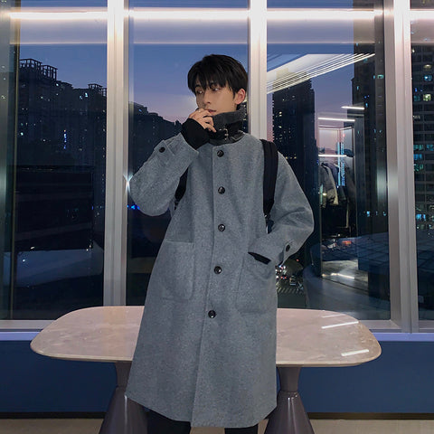 OH Aviator Overcoat - OH 2X Asia's Trending Streetwear OH2X