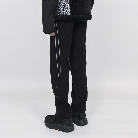 ":Perdu"" Button Collapse Trousers"