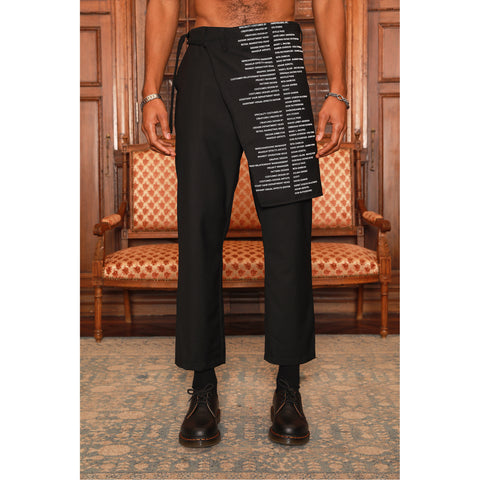 KREATE Creation Credits Trousers - OH 2X
