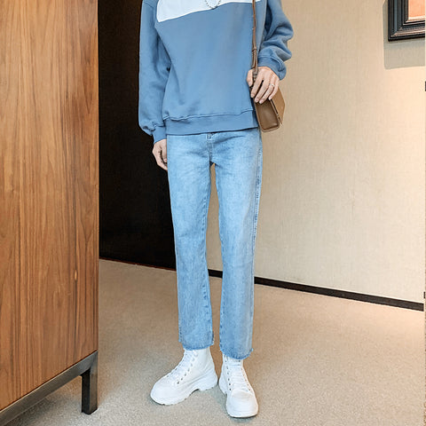 OH Essential Slim Jeans - OH 2X Asia's Trending Streetwear OH2X