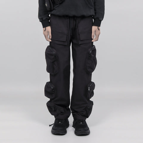 ":Perdu"" Spider Cargo Pants - OH 2X Asia's Trending Streetwear OH2X"