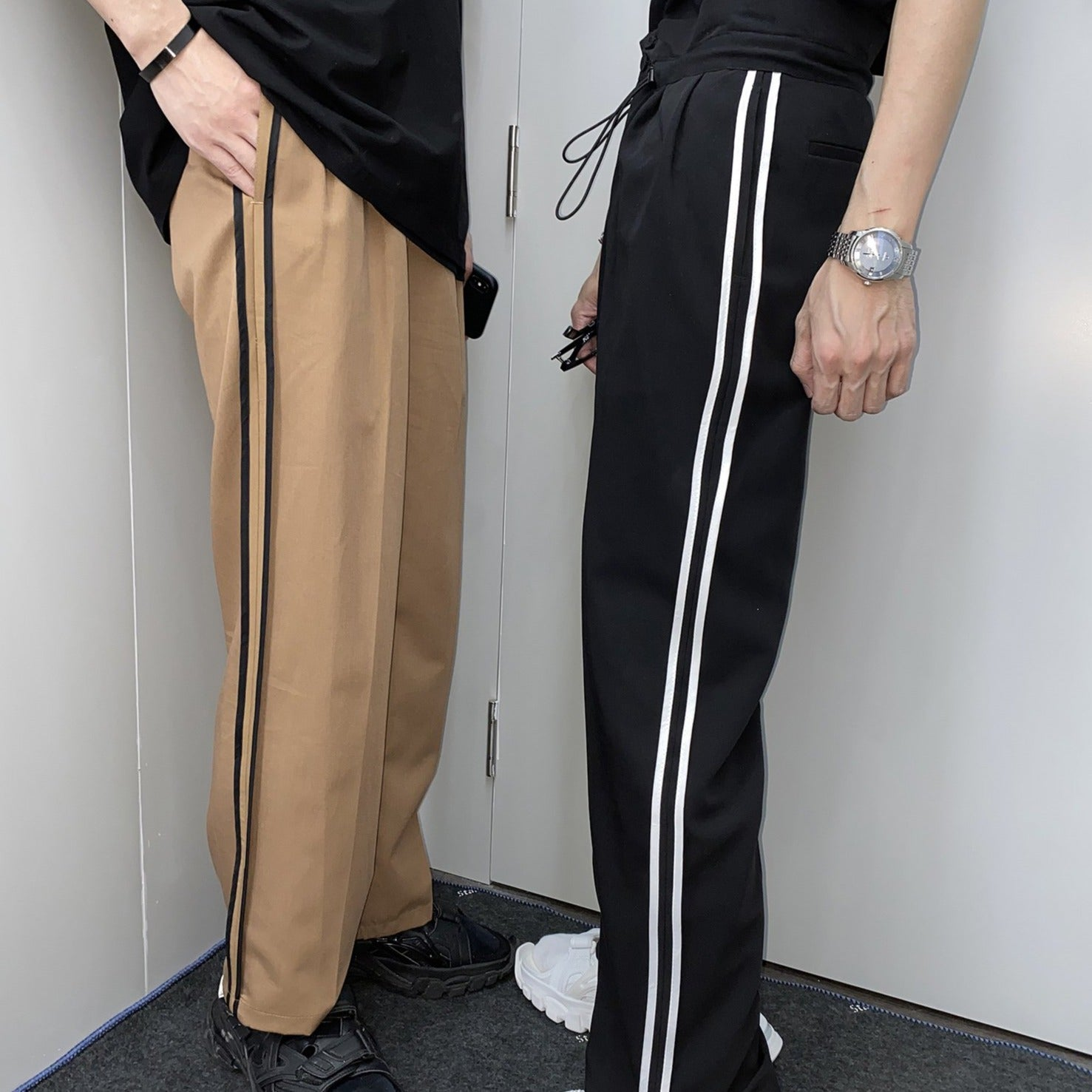 OH Essential Stripe Track Pants