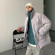 OH Elastic Weave Puffer - OH 2X Asia's Trending Streetwear OH2X