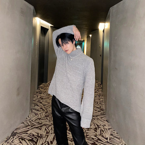 OH Essential Scoop Turtleneck - OH 2X Asia's Trending Streetwear OH2X