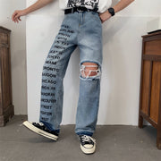 OH City Script Jeans - OH 2X