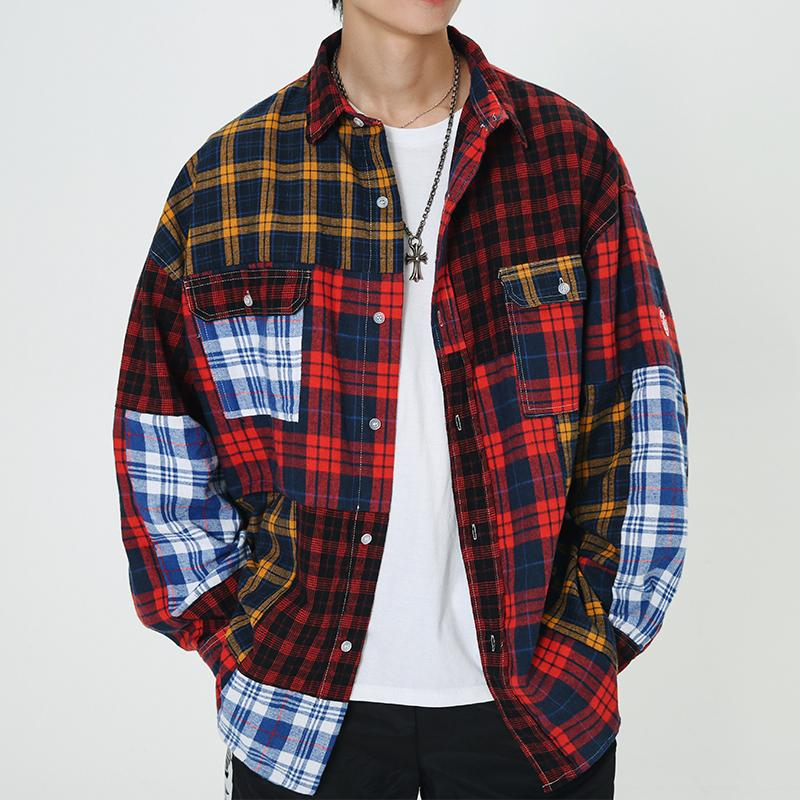 Fictitious 426 Reconstructed Plaid Flannel