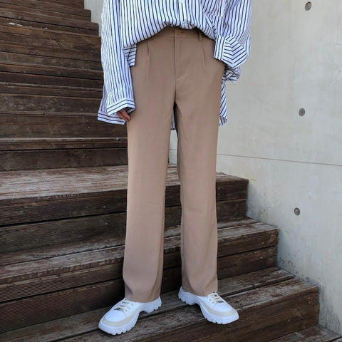 OH Essential Straight Trousers (3 Colors) - OH 2X