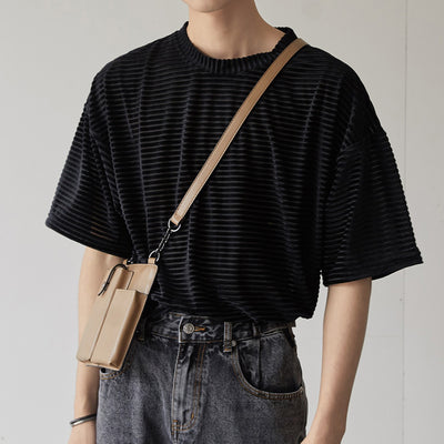 OH Essential Felt Lined Tee - OH 2x