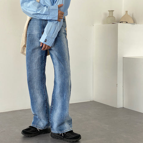 OH Wave Fade Jeans