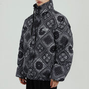 OH Bandana Puffer Jacket - OH 2X Asia's Trending Streetwear OH2X