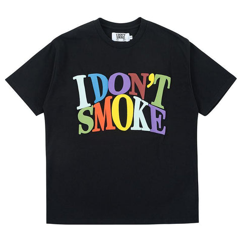 Donsmoke Multi-Color Logo Tee