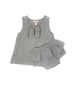 Girls Striped bloomers