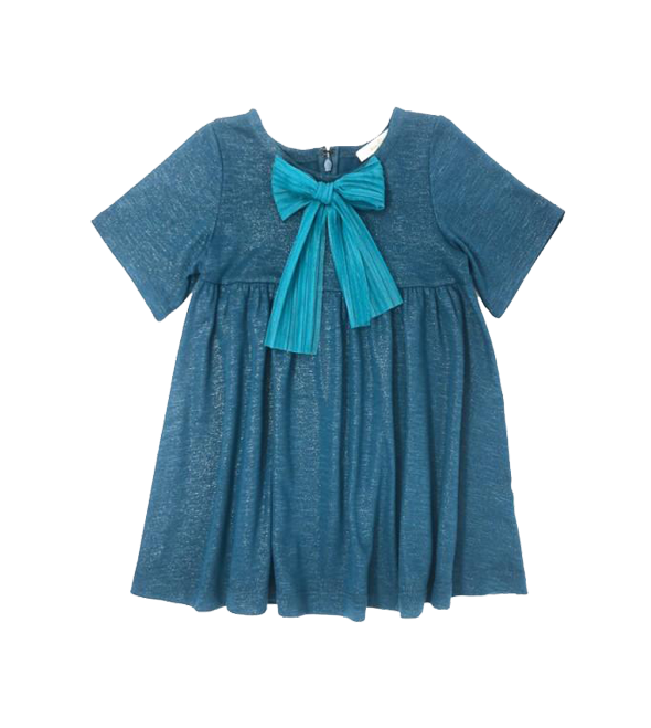 Girls' Short sleeve dress