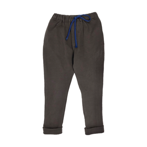 Boys Brown Pants With Inside Pocket