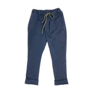 Boys Blue Navy Pants