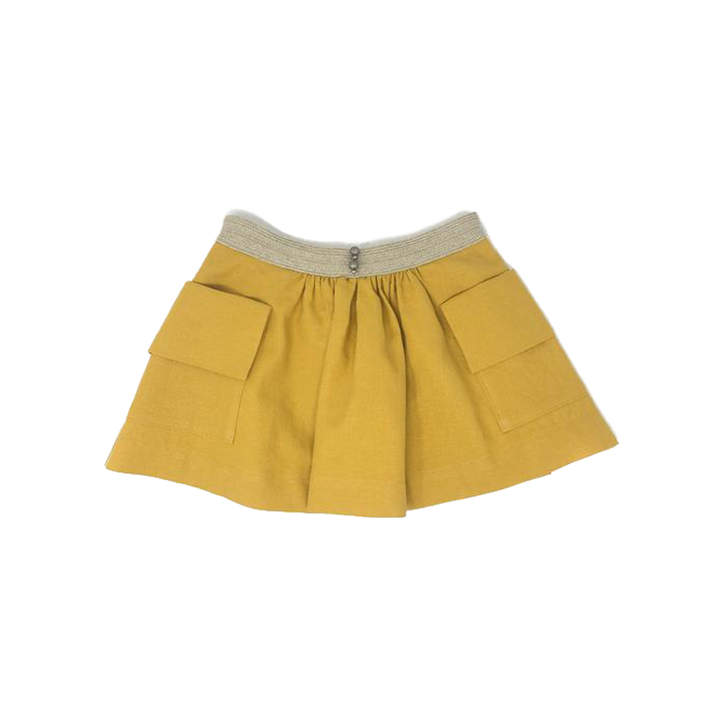 Girls Skirt With Large Cargo Pockets