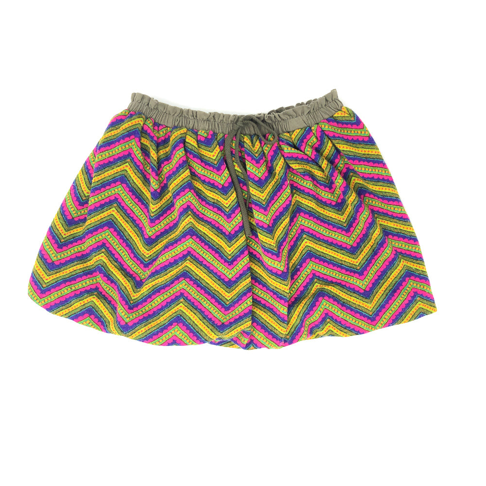 Girls' Striped Bubble Skirt-Wholesale