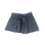 Girls' Polka Dots Belted Skirt