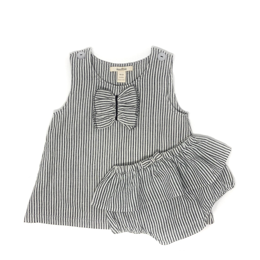 Baby Girls Striped dress