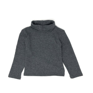 Turtle Neck- Dark Gray