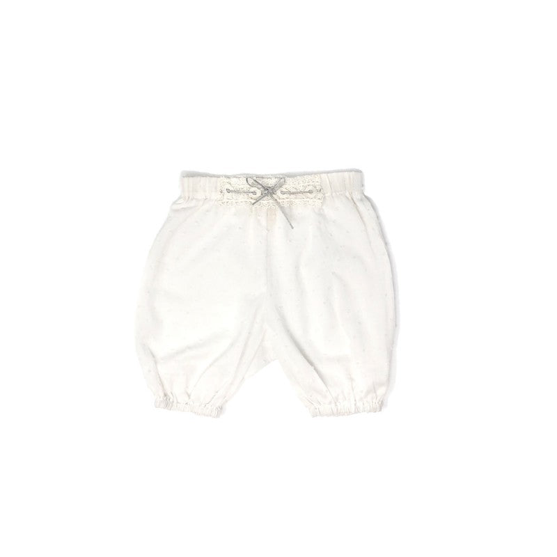 Girls White Pants-Wholesale