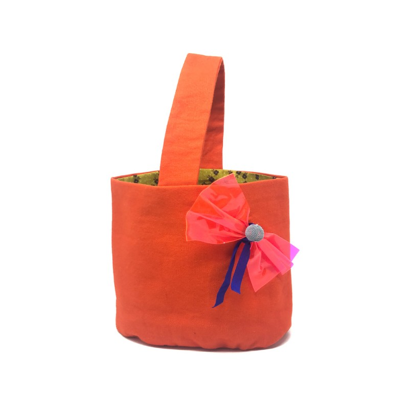 Kids Small Cotton Tote