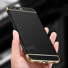 Load image into Gallery viewer, ZNP Luxury Ultra Thin Phone Cases for Huawei P10 P10 lite Case 360 Full Coverage Phone Cases For Huawei P10 Plus P10 Case coque - Case Smart